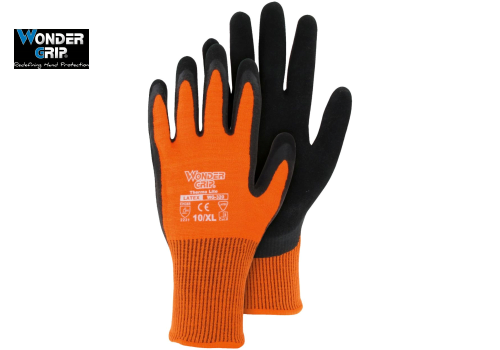 WonderGrip Thermo Lite orange #WG-320