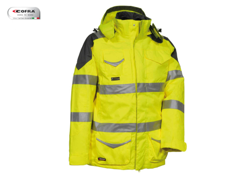 Warn-Parka Cofra Protection mit Weste